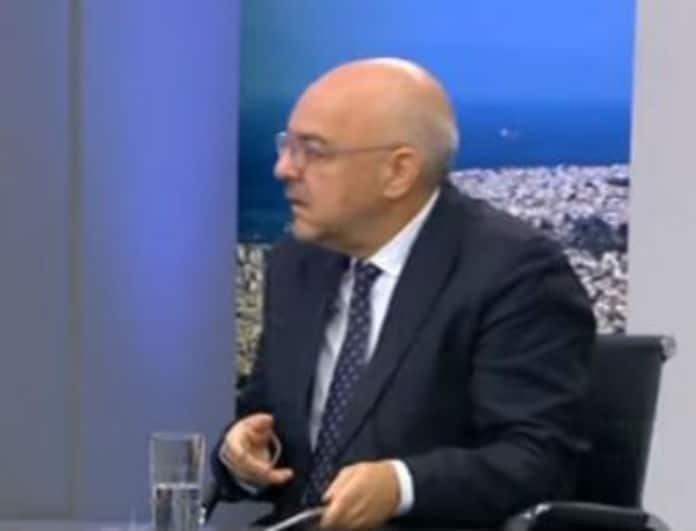 Γιώργος Παπαδάκης: Σοκαρίστηκαν όλοι στο πλατό της εκπομπής! Εκεί που καθόταν στην καρέκλα ξαφνικά...