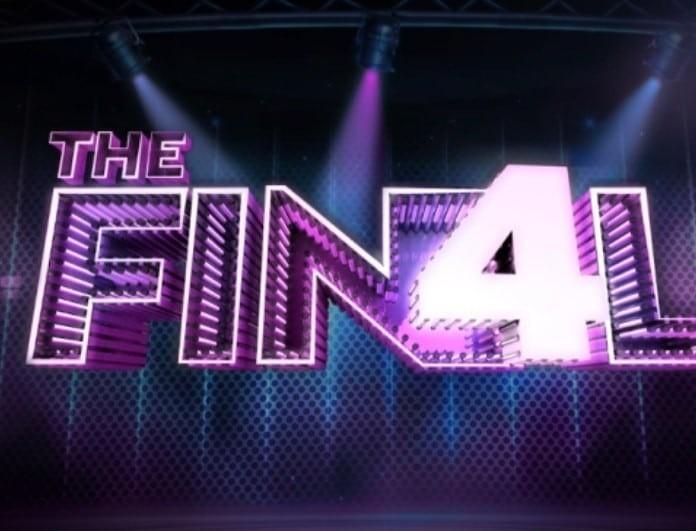 The Final Four: Ανατροπή! Τρεις θα είναι τελικά οι κριτές! Ποιος έφυγε;