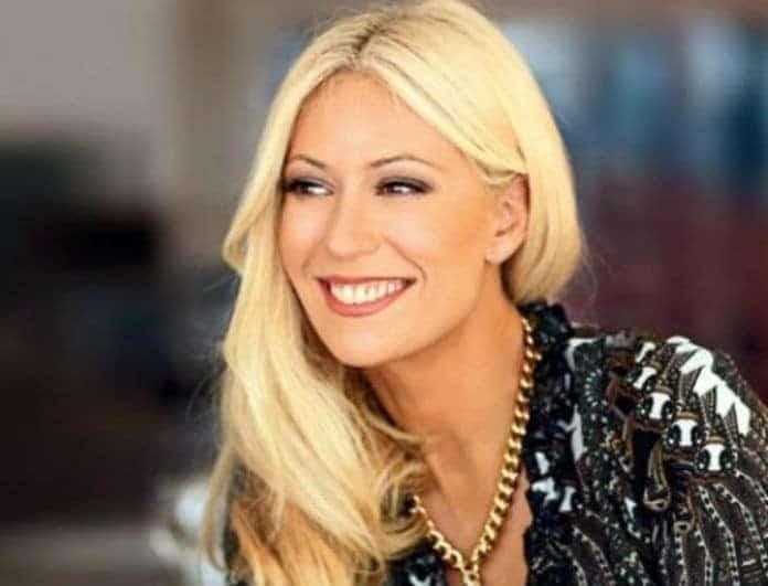 Μαρία Μπακοδήμου: Έτσι χάνει τα περιττά της κιλά...