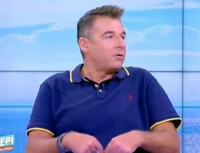 Γιώργος Λιάγκας: Είναι σε σχέση με την Κάλια Ελευθερίου; Αυτή είναι η αλήθεια!