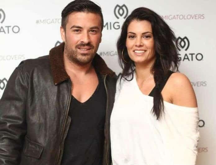 Γνωστή Ελληνίδα ηθοποιός βάφτισε την κόρη της με νονούς Αϊβάζη - Κορινθίου!