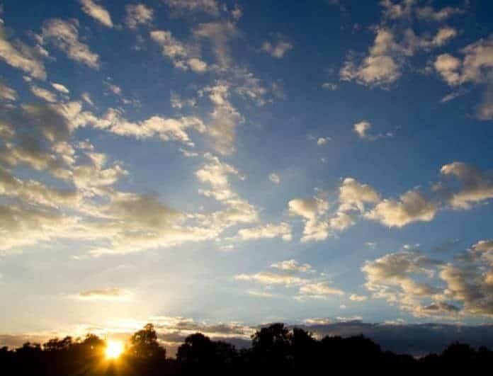 Καιρός σήμερα: Με τι θερμοκρασίες φεύγει ο Σεπτέμβρης;