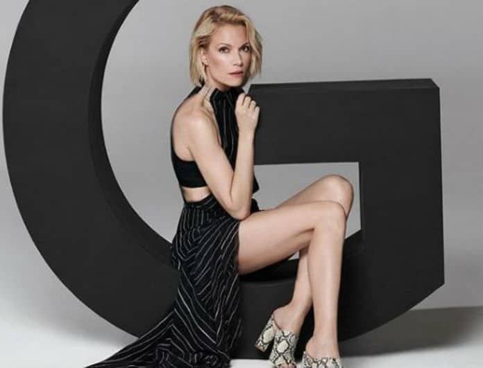 Βίκυ Καγιά: Αυτό το φόρεμά της είχε «αέρα» γάτας και έκανε την διαφορά! Εσείς θα το φοράγατε;