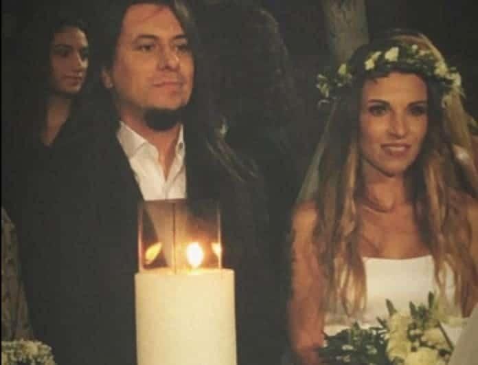 Ευρυδίκη: Το μήνυμά της μετά τον γάμο με τον Μπομπ Κατσιώνη! «Μέχρι να μας χωρίσει ο θάνατος»