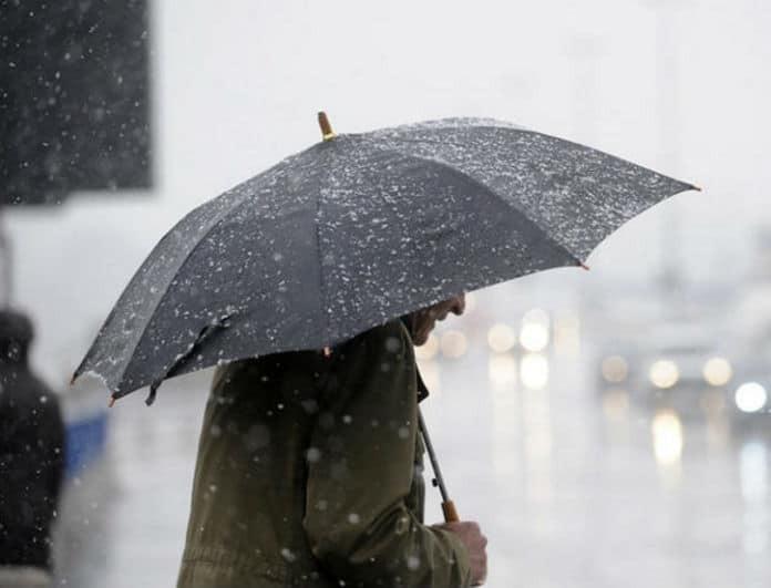 Καιρός σήμερα: Έρχονται βροχές! Αναλυτική πρόγνωση...