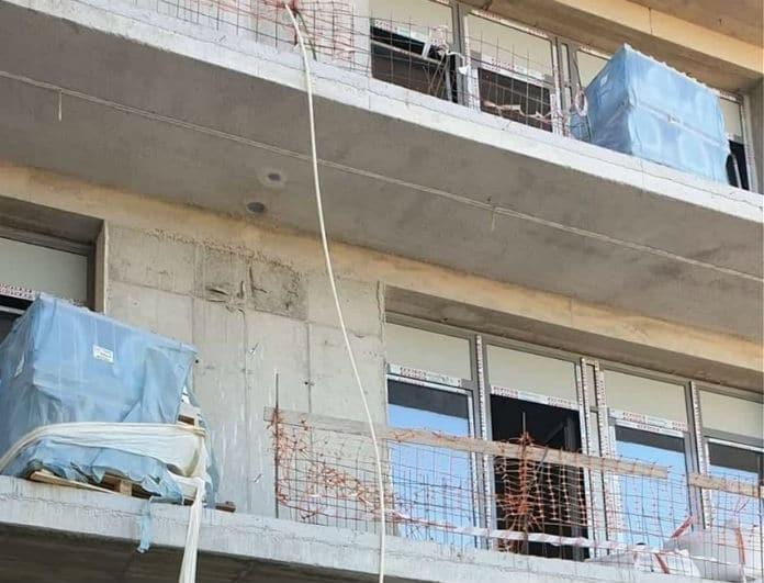 Εργατικό ατύχημα στην Κρήτη: Άνδρας έπεσε από...