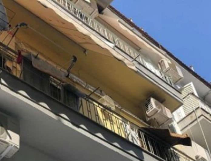 Θεσσαλονίκη: Νεκρή 83χρονη! Έπεσε από το μπαλκόνι της