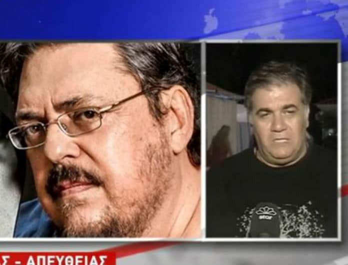 Δημήτρης Σταρόβας: Συγκινούν τα λόγια του μετά την κηδεία του Μαχαιρίτσα - «Είχα μιλήσει μαζί του μόλις...»!