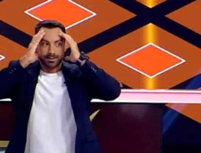 Σάκης Τανιμανίδης: Γλίτωσε το «εγκεφαλικό» στο παρά πέντε!