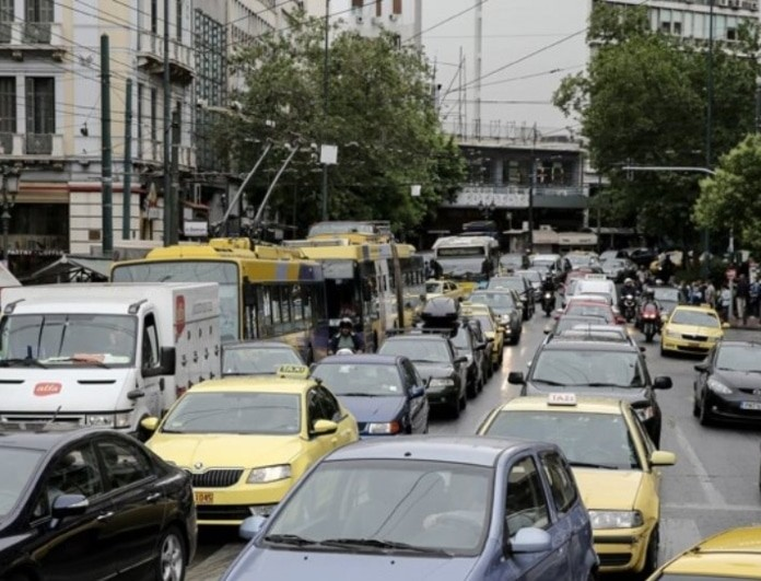 Χαμός στην Αθήνα: Κλειστό αυτή την ώρα το κέντρο!