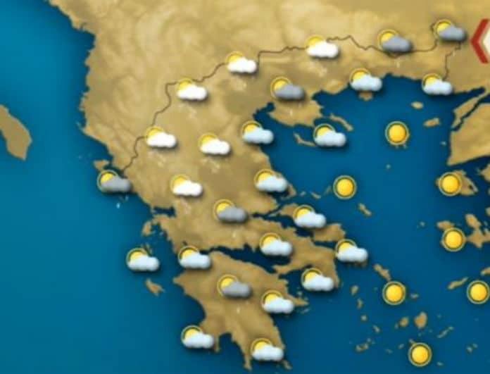 Ο Σάκης Αρναούτογλου προειδοποιεί: Ραγδαία επιδείνωση του καιρού σε αυτές τις περιοχές! (Βίντεο)