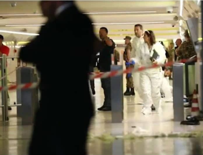 Τραγωδία! Άνδρας αυτοκτόνησε μπροστά σε επιβάτες του μετρό με όπλο σεκιουριτά!