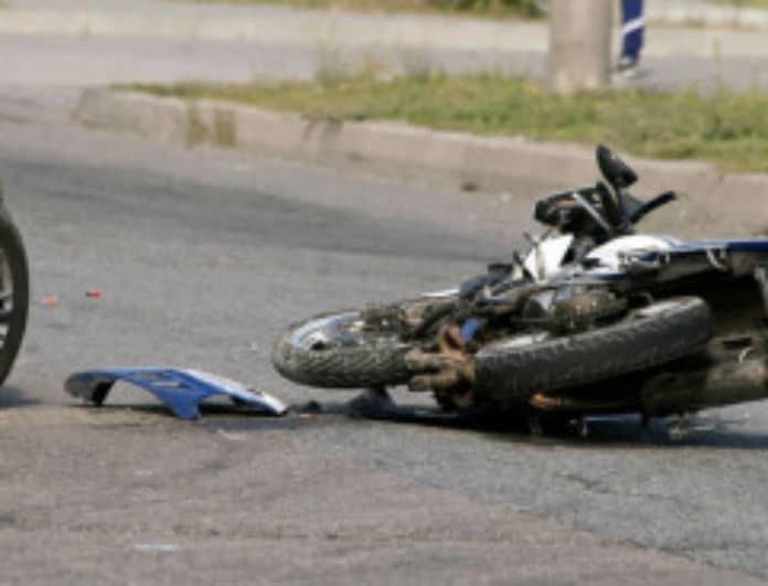 Ατύχημα που συγκλονίζει στην Κρήτη: Ακρωτηριάστηκε οδηγός μηχανής!