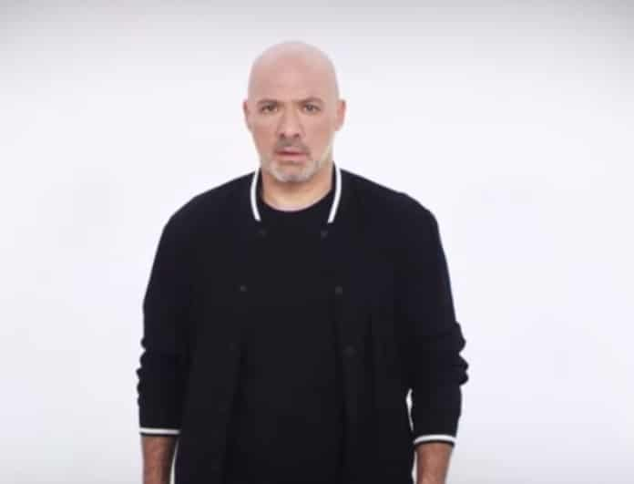 Νίκος Μουτσινάς: Επικό το trailer της εκπομπής του! Το