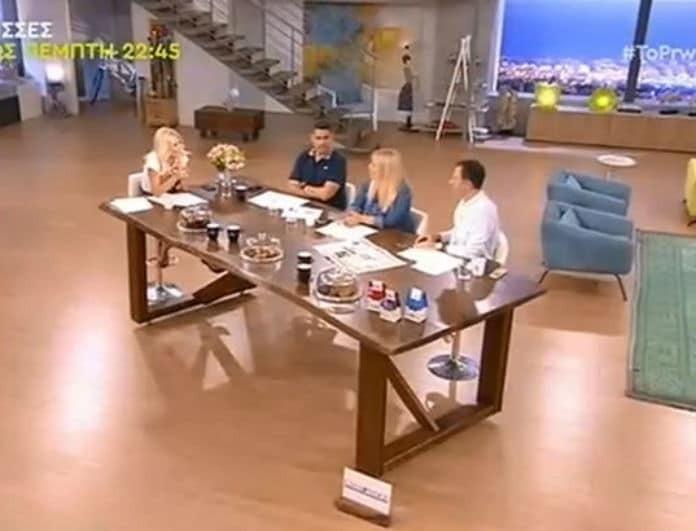 Το Πρωινό: Απίστευτα σχόλια για την Χριστίνα στο «Voice» - «Στην πρεμιέρα δεν ήταν καλή»!