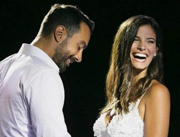 Χριστίνα Μπόμπα: Ο Σάκης Τανιμανίδης της χάλασε το ladies night! Δείτε τι συνέβη!