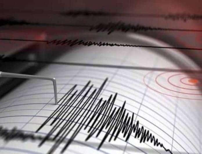 Ισχυρός σεισμός 5,9 ρίχτερ! Που