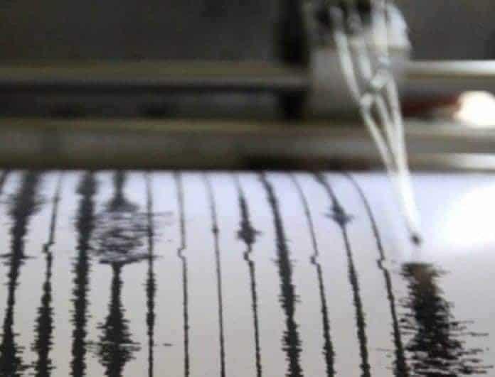 «Χτύπησε» σεισμός 5,6 Ρίχτερ! Σε ποια περιοχή;