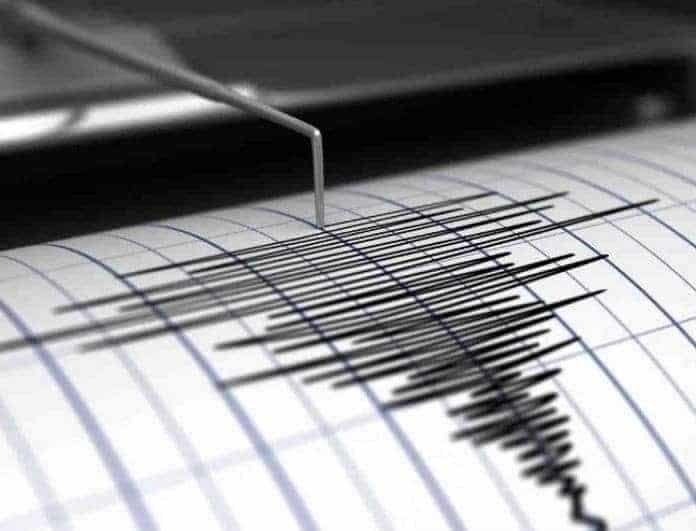 Σεισμός 3,2 Ρίχτερ «χτύπησε» στην Ελλάδα!