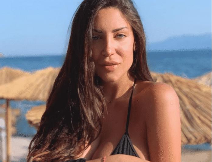Φελίσια Λαπάτη: Έδειξε την κοιλίτσα της 12 μέρες μετά την γέννα! Έχασε τα κιλά;