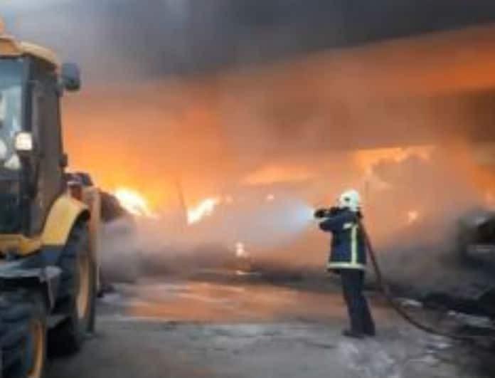 Συναγερμός στην Εγνατία Οδό: Ξέσπασε φωτιά σε γέφυρα!