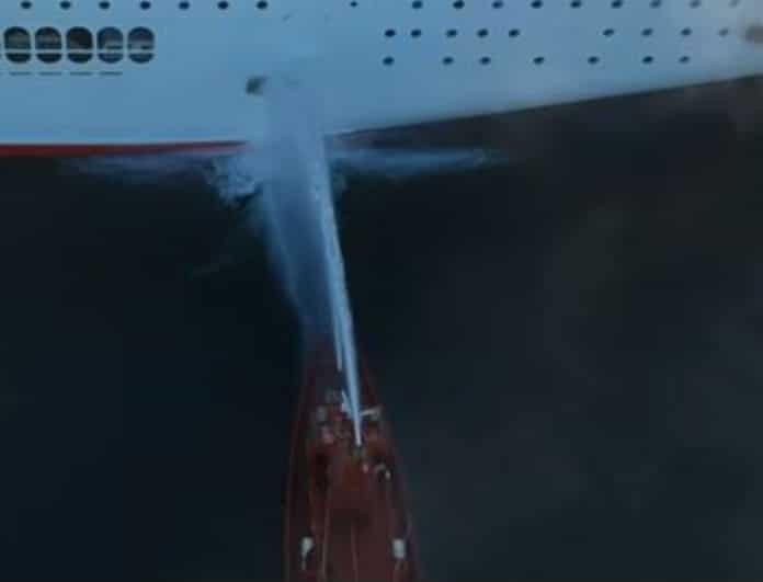 Ηγουμενίτσα: Στις φλόγες τυλίχτηκαν νταλίκες μέσα σε πλοίο! Τρεις τραυματίες!