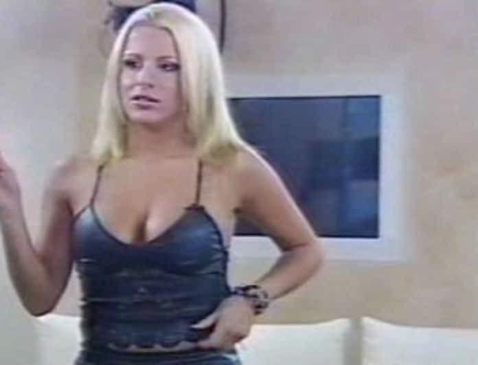Θυμάστε την «καυτή»  Φραντζέσκα του Big Brother; Έγινε 39 και είναι η πιο hot γιαγιά!