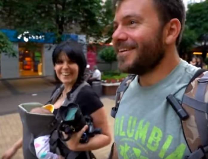 Ευτύχης Μπλέτσας: Ξεκίνησε τα ταξίδια του Happy Traveller με την κόρη του! (Βίντεο)
