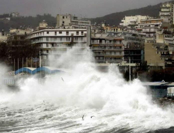 Έκτακτο δελτίο καιρού: Θα μας πάρουν και... θα μας σηκώσουν οι άνεμοι!