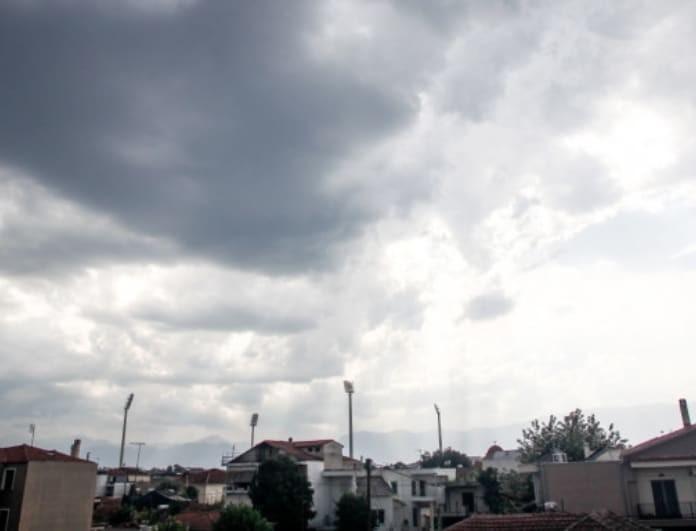 Καιρός: Καταιγίδες στα βόρεια και δυτικά την Τετάρτη!