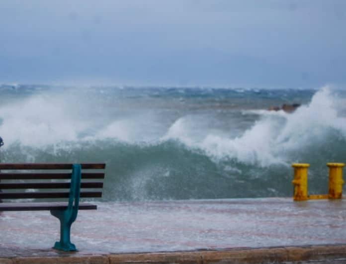 Έκτακτο δελτίο καιρού για την Κυριακή: Αλλαγή θερμοκρασίας και δυνατοί άνεμοι!