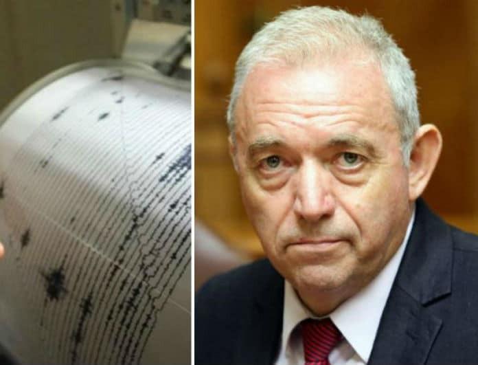 Συναγερμός από τον Ευθύμη Λέκκα: «Το ρήγμα θα  δώσει σεισμό 7,2 Ρίχτερ ως το 2022»!