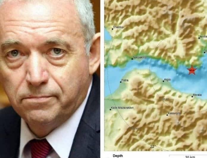Ευθύμης Λέκκας για τον ισχυρό σεισμό στην Ζάκυνθο! Πόσο πρέπει να ανησυχούμε;