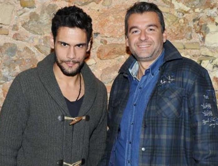 Δημήτρης Ουγγαρέζος: Γιατί δεν βγαίνει πλέον με τον Γιώργο Λιάγκα και ο ρόλος της Φαίης!