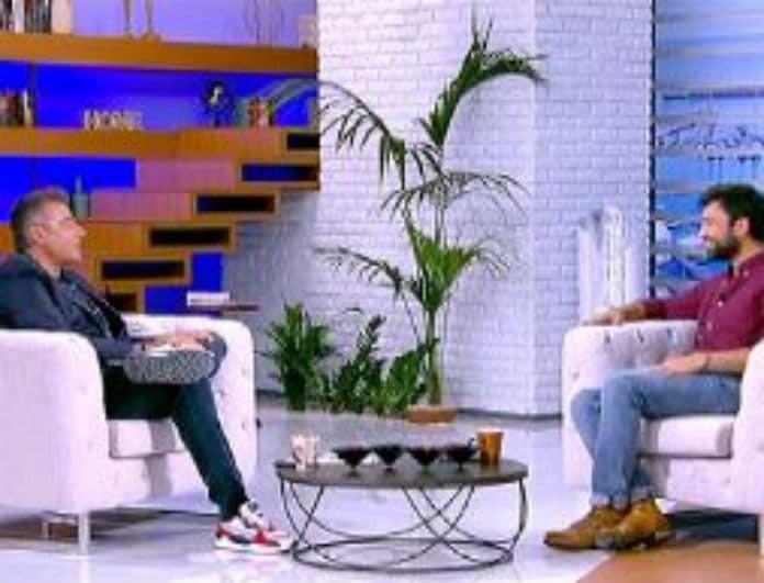 Γιώργος Λιάγκας: Η απίστευτη γκάφα on air για τον θάνατο του πατέρα του Ανδρέα Γεωργίου!