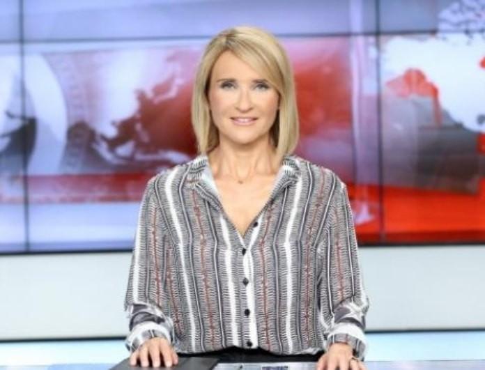 Μάρα Ζαχαρέα: Τράβηξε τα βλέμματα ντυμένη στα μπλε! Ετοιμάζεται για την πρεμιέρα!
