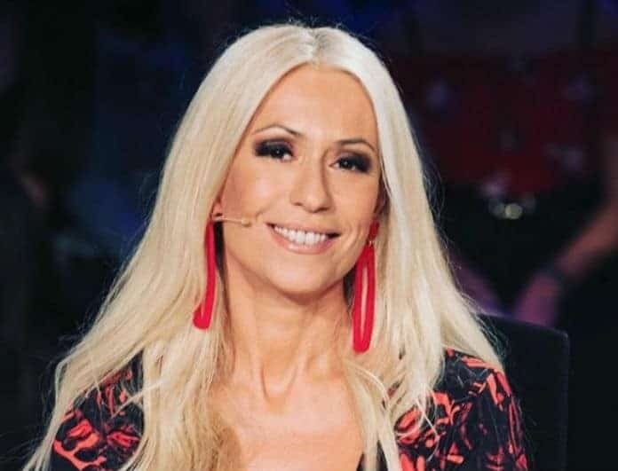 Μαρία Μπακοδήμου: Ο...  «ένας» που έρχεται και θα αλλάξει την ζωή της!