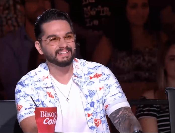 X-Factor: Η ξανθιά καλλονή που «πλάνεψε» τον Χρήστο Μάστορα με την εμφάνισή της! (Βίντεο)