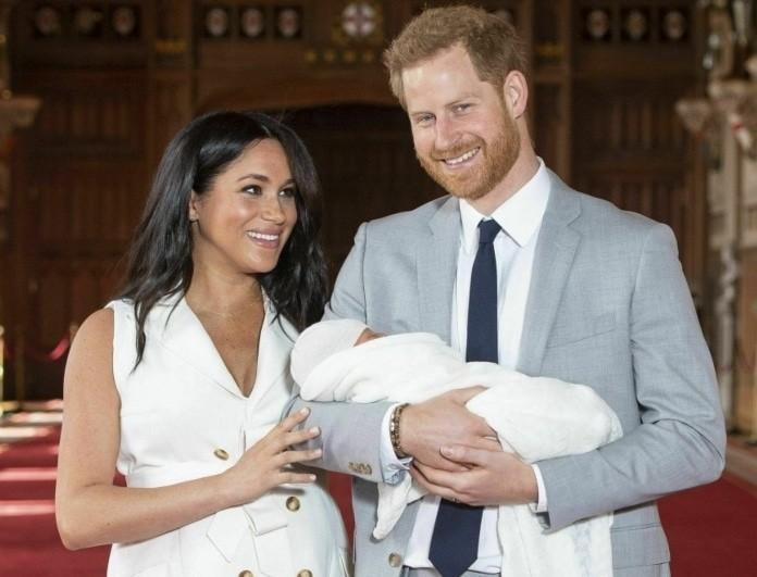 Μέγκαν Μαρκλ: Έφυγε από το παλάτι χωρίς τον Χάρι και το παιδί!