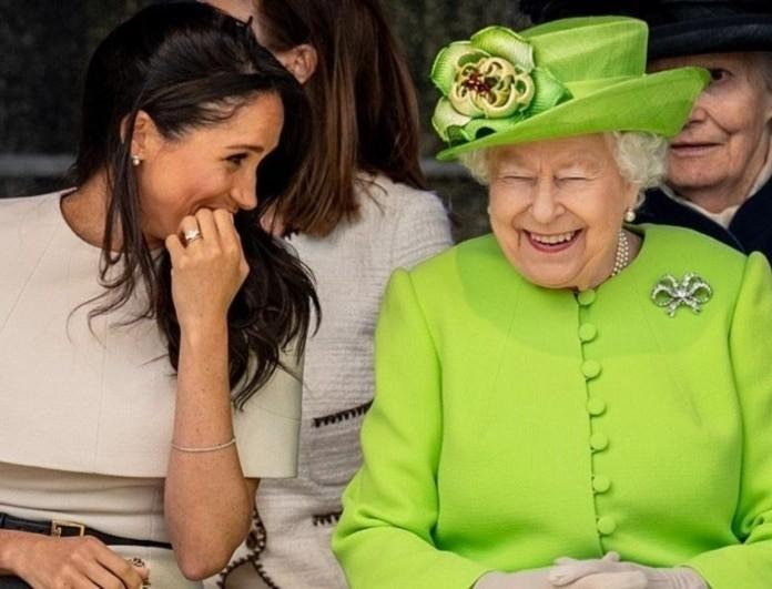 Μέγκαν Μαρκλ - Βασίλισσα Ελισάβετ: Αυτα είναι τα