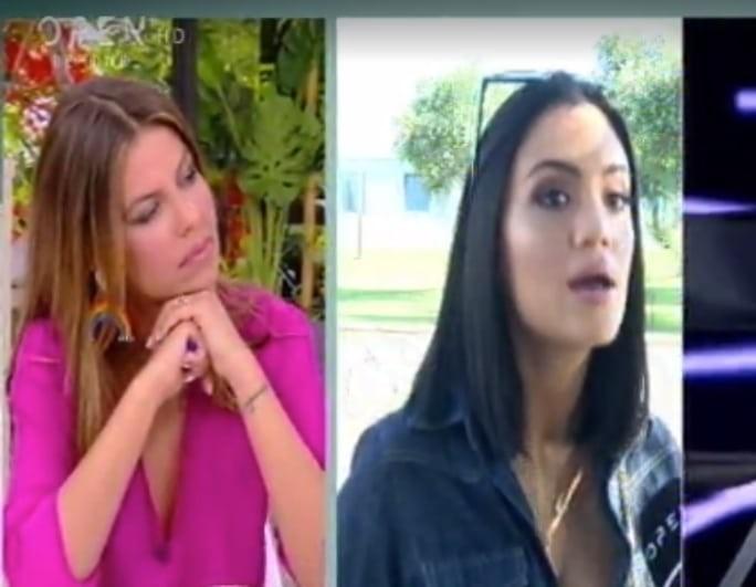 Μέγκι Ντρίο για Άννα Αμανατίδου: «Είναι διπρόσωπη» (Βίντεο)