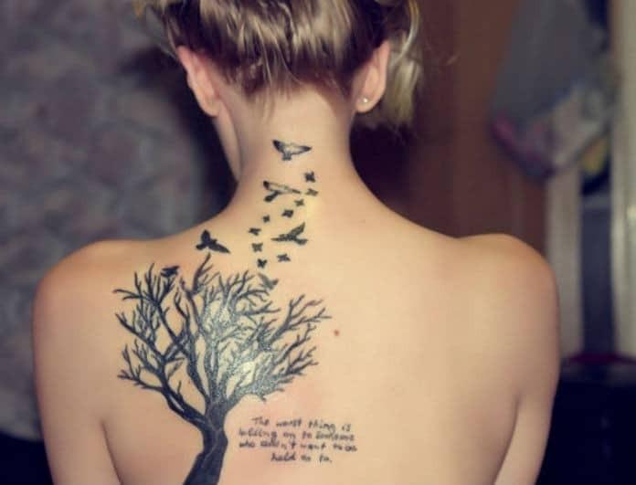 Άσχημα τα νέα για όσους έχουν τατουάζ! Βρέθηκε στα μελάνια...