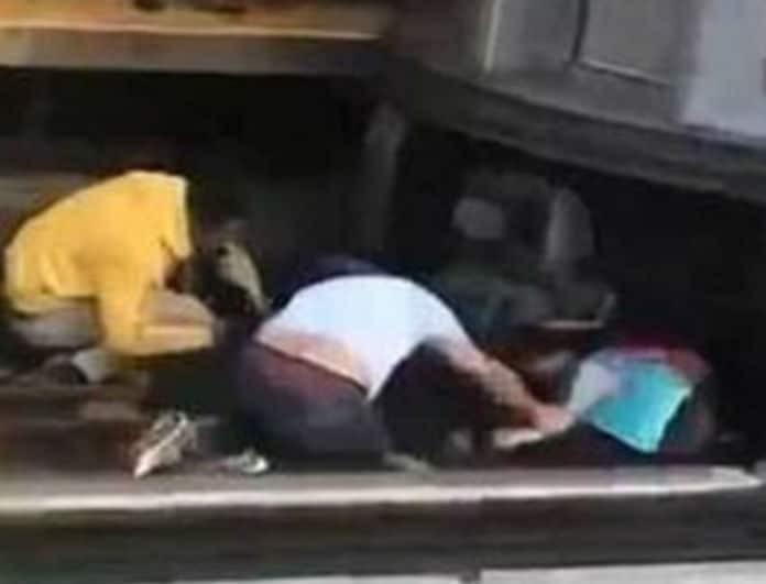 Τραγωδία στο μετρό! Άνδρας πήδηξε στις γραμμές μαζί με την 5χρονη κόρη του!