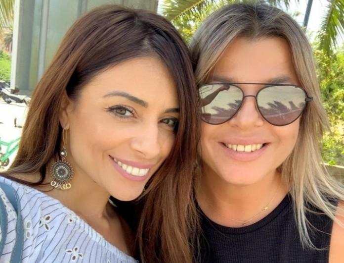 Μίνα Αρναούτη: Η συζήτηση με τη μητέρα του Πάνου Ζάρλα σε δημοσίευση στο Facebook
