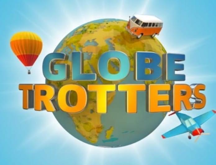 Globetrotters: Το νέο παιχνίδι του STAR! Ποιος θα το παρουσιάσει;