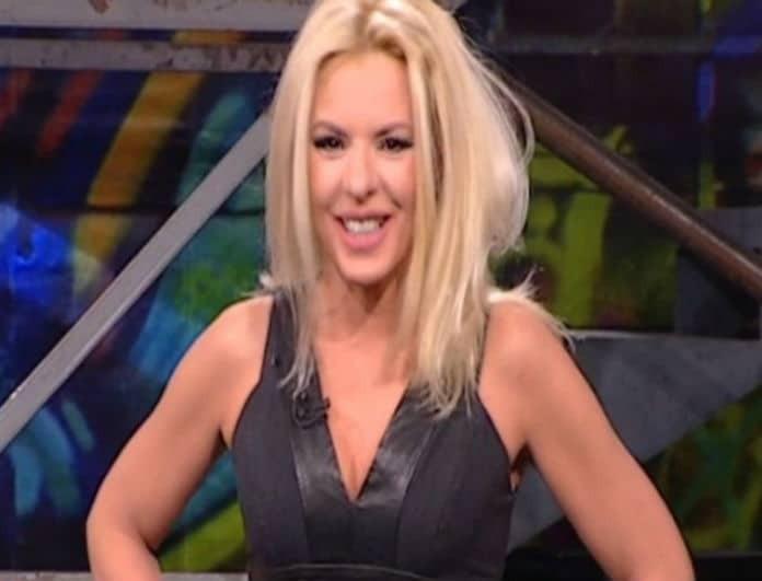 Αννίτα Πάνια: Πέταξε τις τρέσες από πάνω της! Αυτά είναι τα μαλλιά που έχει...
