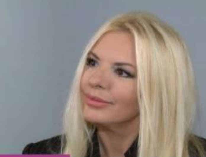 Αννίτα Πάνια: «Πάγωσε» στη θέα του! Το μήνυμα που «έσκασε» για την παρουσιάστρια!