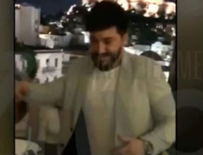 Πάνος Ζάρλας: Το βίντεο από το πάρτι γενεθλίων πριν το μοιραίο τροχαίο! Προκαλεί ανατριχίλα η εικόνα του!