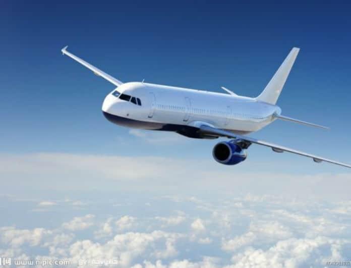Γνωστή αεροπορική εταιρεία