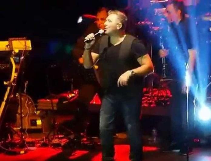 Αντώνης Ρέμος: Πόσο κοστίζει το εισιτήριο για τη συναυλία του στο Μονακό; (Βίντεο)